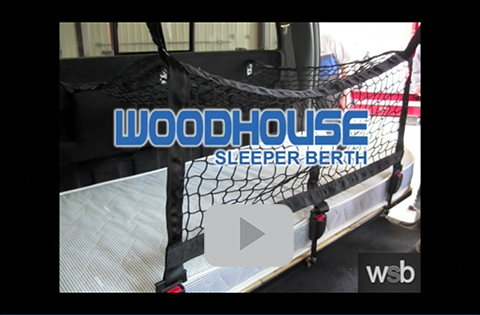 Woodhouse Sleeper Berth Video